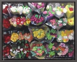 James Zamora: Floral Aisle No. 2