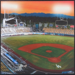 Pete Kasprzak: Almost Game Time - Dodger Stadium IV