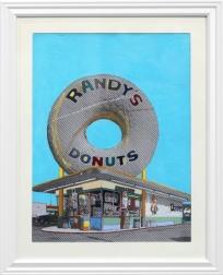 Fabio Coruzzi: Giant Donut in Inglewood #24