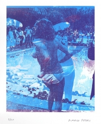 Marco Pittori: Blue Swimming Pool AP (5/20)