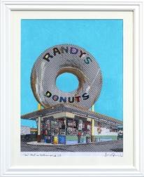 Fabio Coruzzi: Giant Donut In Inglewood #25