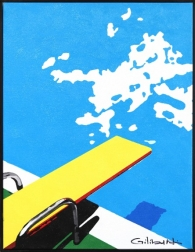 Michael Giliberti: Yellow Dive