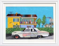 Fabio Coruzzi: Rusty Cool Car In Venice #9