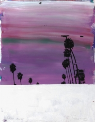 Marco Pittori: Wasted Sunset Smoggy Purple