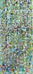 Petra Rös-Nickel: Bubbles Green