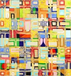 Petra Rös-Nickel: Pattern Mix