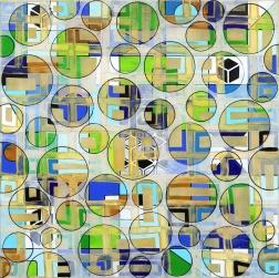 Petra Rös-Nickel: Pattern Green 21-1