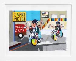 Fabio Coruzzi: OC Bikers