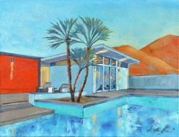 Kathleen Keifer: Pool At Twillight
