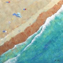 Kathleen Keifer: Over The Beach