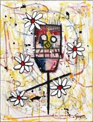 Soren Grau: Urban Flowers 1