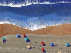 Kathleen Keifer: Beach Blues