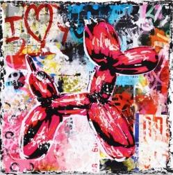 Marion Duschletta: Balloon Dog ILY