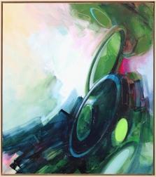 Paul Kirley: Avocado Ellipse