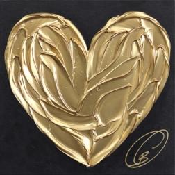 Cynthia Coulombe-Bégin: Coeur Or No.3