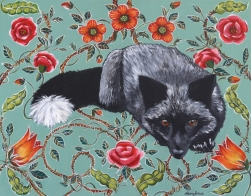 Naomi Jones: Black Fox