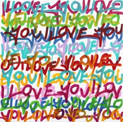 Amber Goldhammer: Crayola Love Collection