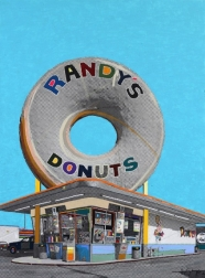 Fabio Coruzzi: Giant Donut in Inglewood #26