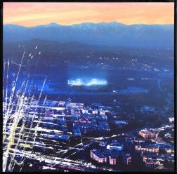Pete Kasprzak: Dodger Stadium From The Sky II