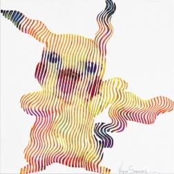 Virginie Schroeder: Pikachu