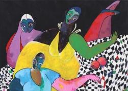 Valerie Etitinwo: Social Gathering