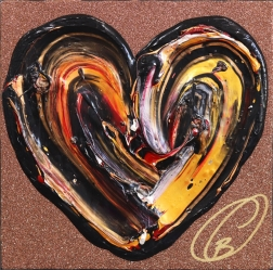 Cynthia Coulombe-Bégin: Love & Chocolate No. 1