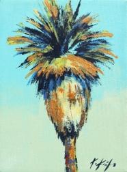 Kathleen Keifer: August Palm