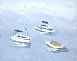 Sally West: Berry's Bay (3.6.19)