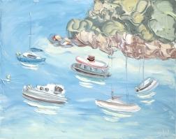 Sally West: Berry's Bay 2 (6.5.20)