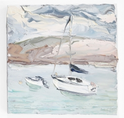 Sally West: Pittwater Study (29.6.17)