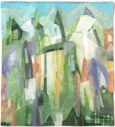 Maria C Bernhardsson: Green Valley
