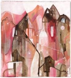 Maria C Bernhardsson: Pink.