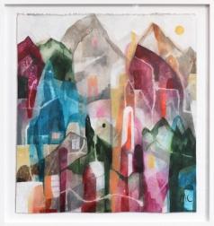 Maria C Bernhardsson: Rainbow Mountains