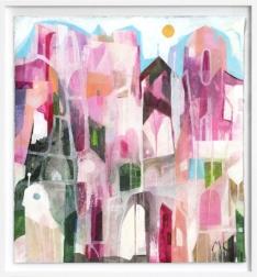 Maria C Bernhardsson: The Pink Hotel