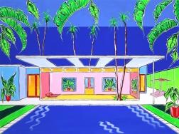 Jonjo Elliott: Six Palms II