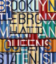 Ross Tamlin: New York Boroughs II