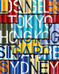 Ross Tamlin: LAX to SYD