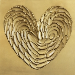 Cynthia Coulombe-Bégin: Gold Love No.5