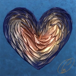 Cynthia Coulombe-Bégin: Heaven's Love No.1