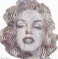 Virginie Schroeder: Always Marilyn
