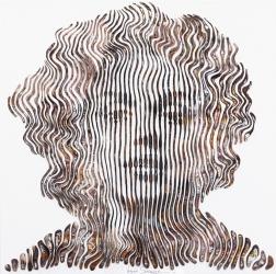 Virginie Schroeder: The Fragility And Elegance Of Marilyn Monroe