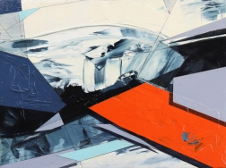 Paul Kirley: Abstract Landscape #137