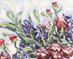 Sally West: Flower Study 3 (9.9.16)