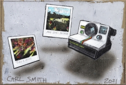 Carl Smith: Land Camera