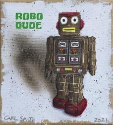 Carl Smith: Robo Dude 3D