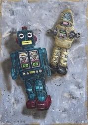 Carl Smith: Robo Zone