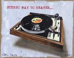 Carl Smith: Stereo Way To Heaven