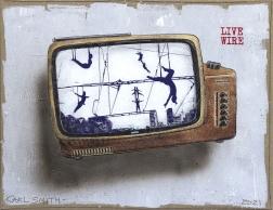 Carl Smith: Live Wire