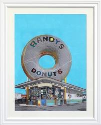 Fabio Coruzzi: Giant Donut in Inglewood #27