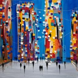 Ekaterina Ermilkina: City Sunrise